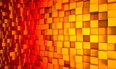 Bild 3D geometrischen Hintergrund