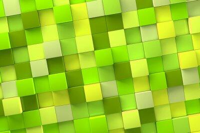 Bild 3D-Würfel-Hintergrund