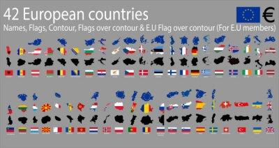 Bild 42 European countries