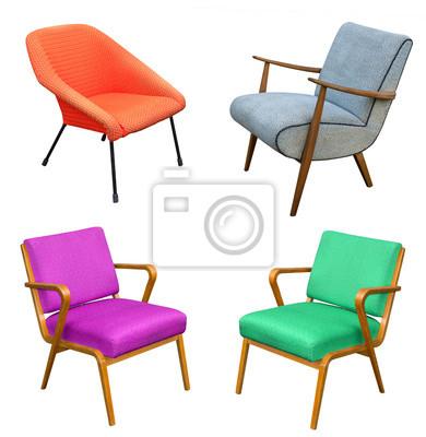 60er 70er Jahre Möbel Sessel Aus Den Sechziger Jahren