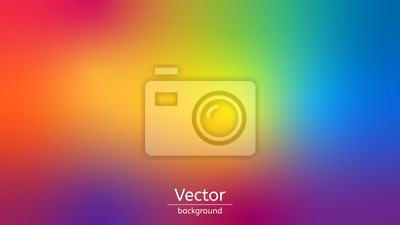 Bild abstract color rainbow background