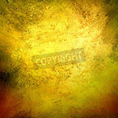 Bild Abstract Dramatic Background Gold Yellow Green And Orange Color