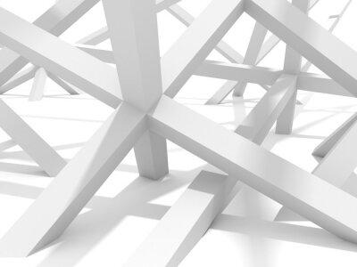 Bild Abstract Futuristic Architecture Element Design Hintergrund