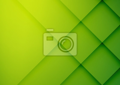 Bild Abstract green vector background with stripes