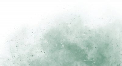 Bild Abstract green watercolor background for your design, watercolor background concept, vector.