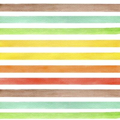 Bild Abstract Grunge nahtlose Muster. Streifen auf weißem Hintergrund.