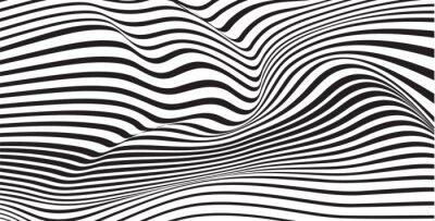 abstract Mobious Wellenvektor lebendige optische Hintergrund
