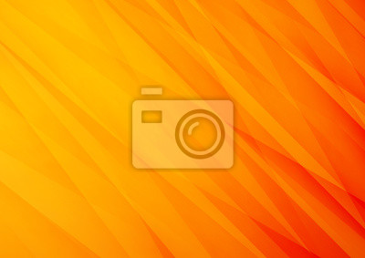 Bild Abstract orange vector background with stripes, can be used for cover design, poster, advertising