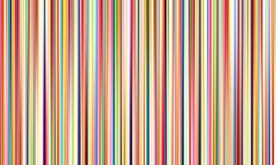 Bild Abstrakt mehrfarbiger verschwommen Linien auf breiten Hintergrund
