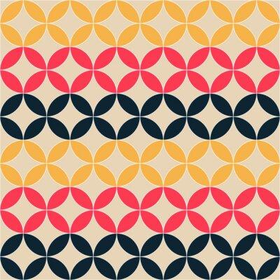 Bild abstrakte geometrische Muster künstlerischen