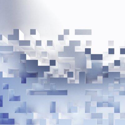 Bild Abstrakte Würfel wallpaper
