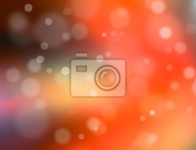 Bild abstrakten roten Hintergrund Bokeh