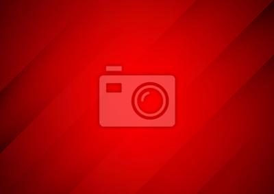 Bild Abstrakter roter Vektorhintergrund mit Streifen