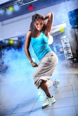 Bild Aerobic Mädchen