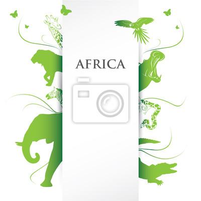 Afrika banner
