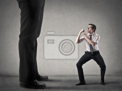 Bild against the boss