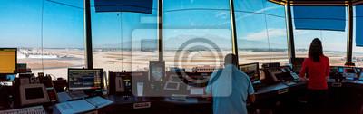 Bild air traffic control tower