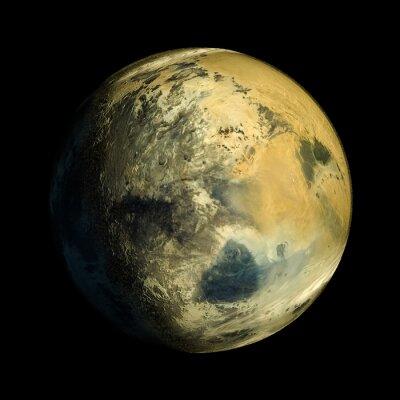 Bild Alien Exo Planet