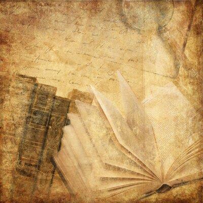 Bild alte Bücher
