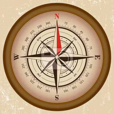 Alte Kompass