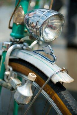 Bild Alte Retro-Fahrrad