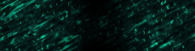 Bild Amazing abstract dark green texture. 3d vertical banner emerald royal color. Oil marble picture with glowing effect. Wavy fluid trendy modern background. Ad summer tropical sale. Fresh design frame BG