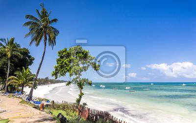 Bild Amazing Diani beach seascape, Kenya