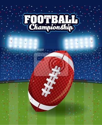 American football championship