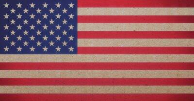 Bild amerikanische Flagge