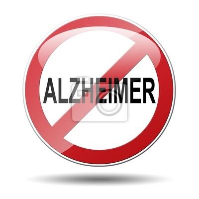 Ampel Alzheimer verboten