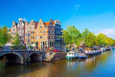 Bild Amsterdam, Pays-Bas