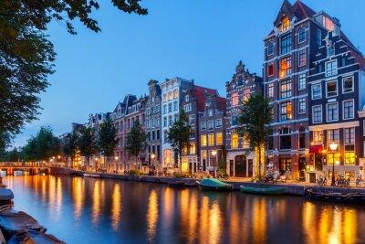 Bild Amsterdam's canals.