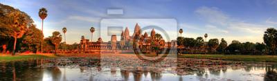 Bild Angkor Wat - Siam Reap - Cambodia / Kambodscha