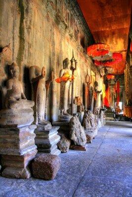 Bild Angkor Wat - Siam Reap - Kambodscha / Cambodia
