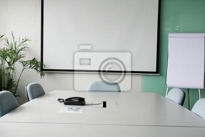 Ansicht der modernen Konferenzraum Innen