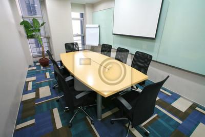 Ansicht der modernen Tagungsraum Innenraum