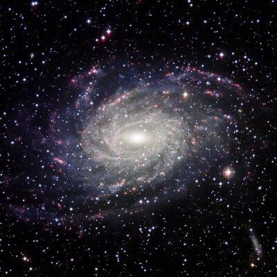 Bild Ansicht Galaxy-System isoliert Elemente dieses Bildes möbliert von der NASA