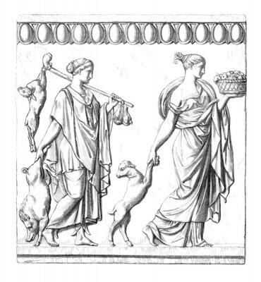 Bild Antike: Römische Frauen