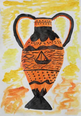 Bild Antike Vase