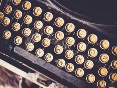 Bild Antique Schreibmaschine Vintage Objekt Hintergrund