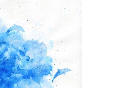 Bild Aquarell Hintergrund