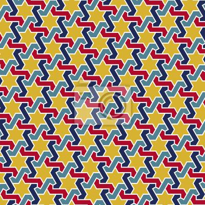 Bild Arabesque nahtlose Muster