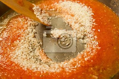 Arborio-Reis kochen