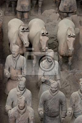 Armée de terre cuite, Chine 07