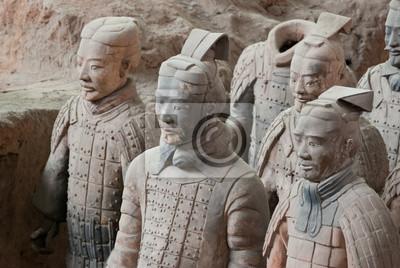 Armée de terre cuite, Chine 13