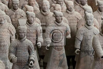 Armée de terre cuite, Chine 20