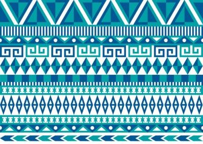 Aztec Nahtlose Muster 2