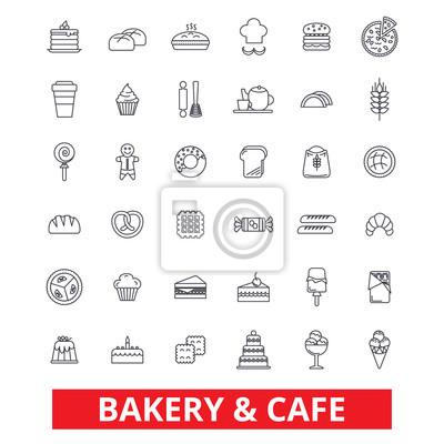 Backerei Kuchen Geback Kekse Cafe Kuchen Schokolade Kochen