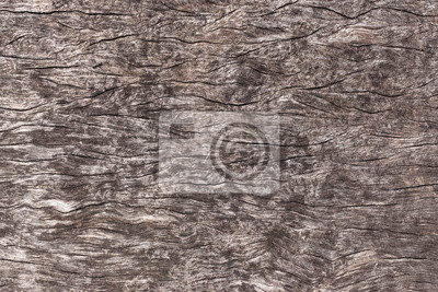 Bild Background of old weathered grunge rusty wood panel for design. Seamless textures of old wood.