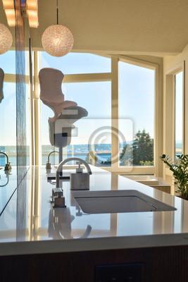 Bild Badezimmer in Luxus-Haus
